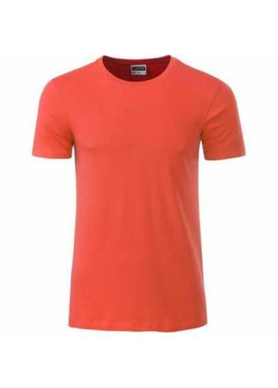 Tee-shirt bio Homme Corail