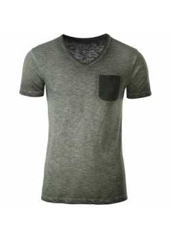 Tee-shirt bio Homme Olive